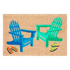 Adirondack Seaside Outdoor Rug