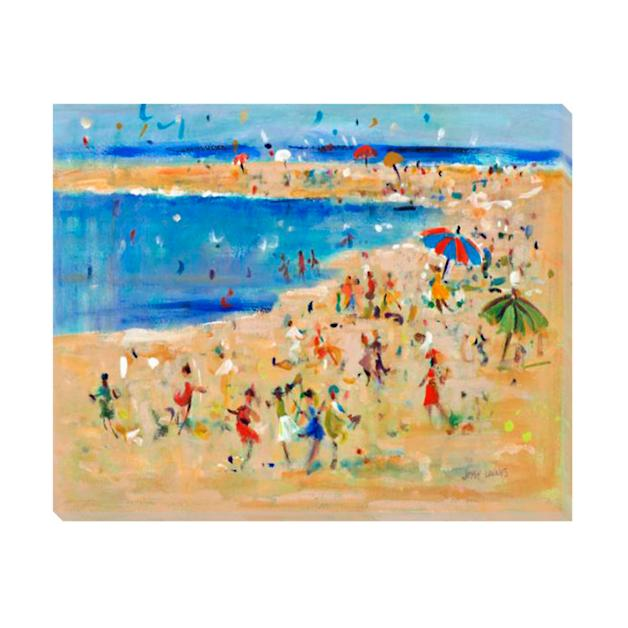 The Beach Party Outdoor Wall Art Grandin Road