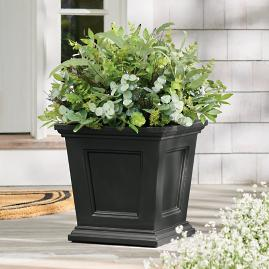 Devon Easy-Care Tapered Planter