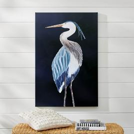 Blue Heron II Wall Art