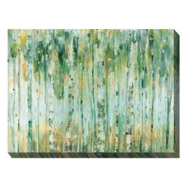 Canvas Wall Art Abstract Forest