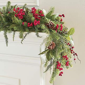 cyndi lauper holiday garland