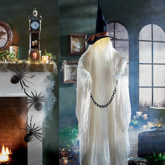Outdoor Halloween Decorations & Yard Décor | Grandin Road