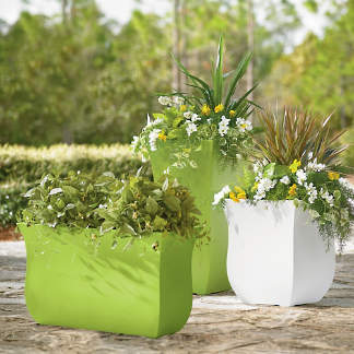 Planters, Urns And Windowbo | grandinroad on wall flower planters, wall garden plans, wall mounted planters, wall metal planters, outdoor planters, large wall planters, wall garden boxes, wall garden frames, indoor wall planters, wall garden perennials, wall water features, wall herb garden, wall wood planters, stone retaining wall planters, wall kitchen planters, gardening planters, living wall planters, wall vegetable garden, wall clocks, west elm wall planters,