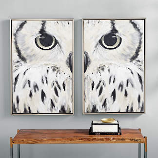 Indoor Wall Decor Animal Art Botanical Art Grandin Road - Bedroom-wall-decor-collection
