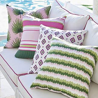 Outdoor Pillows Grandinroad
