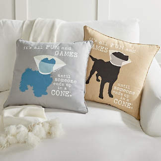 Fun and Games Pillow Collection a81104fd8a