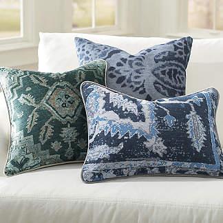 Decorative Pillows & Throw Pillows - Sets & Individual   Grandin Road