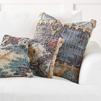 Decorative Pillows & Throws | grandinroad
