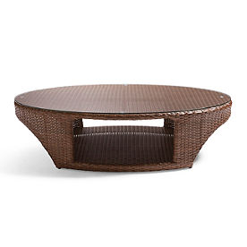 Outdoor Coffee Tables Grandinroad - Angela coffee table