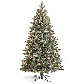 snowy pine christmas tree - Frontgate Christmas Tree Reviews