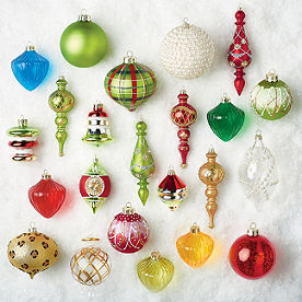 Cyndi Lauper Ornament Collection, Set of 25