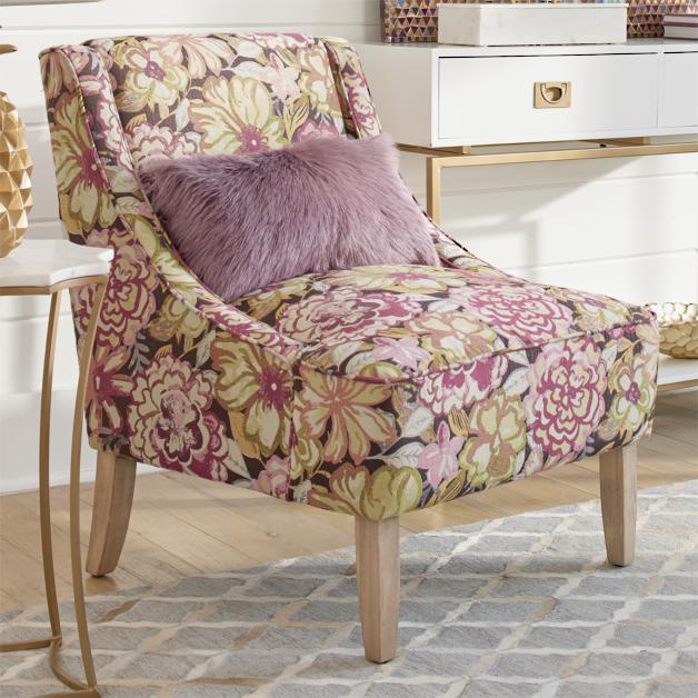 Addison Slipper Chair Grandin Road