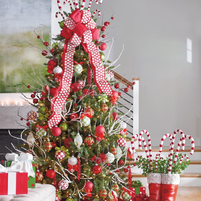 Christmas Tree Shop Hours.Holly Jolly Designer Christmas Tree Shop The Look