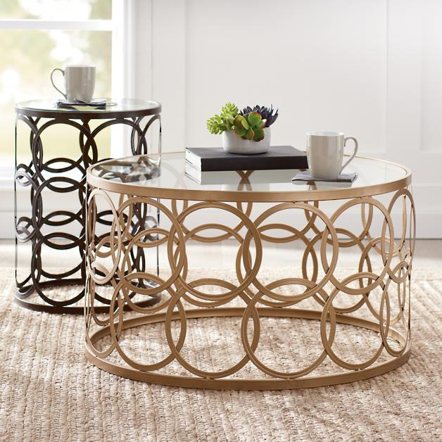 Excellent Console Coffee Side End Tables Grandinroad Bralicious Painted Fabric Chair Ideas Braliciousco