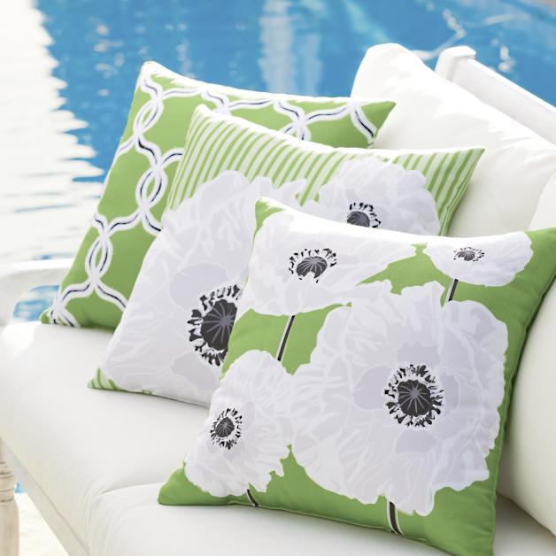 Selena Outdoor Pillow Collection Grandin Road