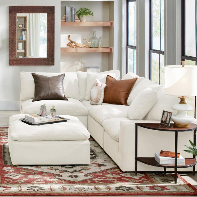 Terrific Serene Small Sectional Collection Alphanode Cool Chair Designs And Ideas Alphanodeonline