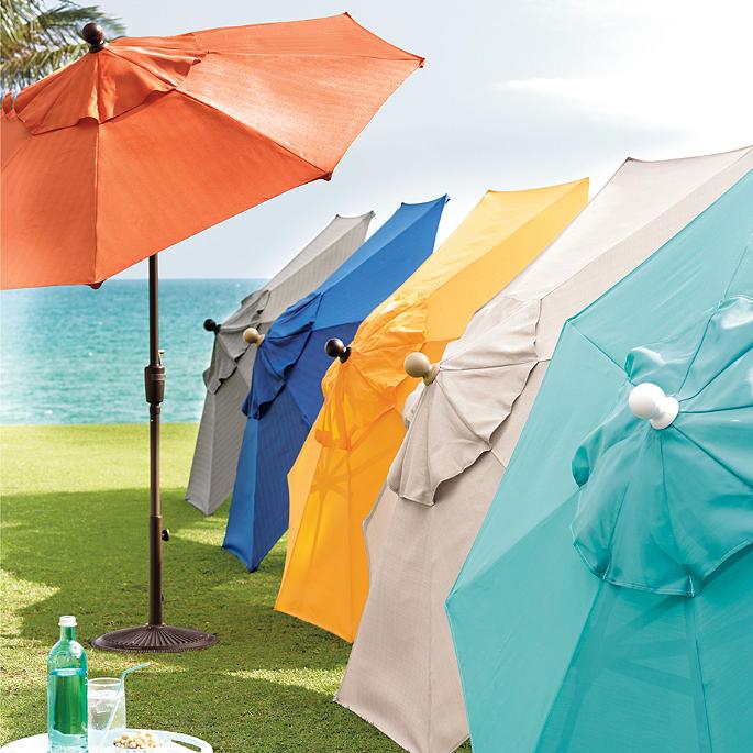 Merveilleux Octagonal Outdoor Market Umbrella