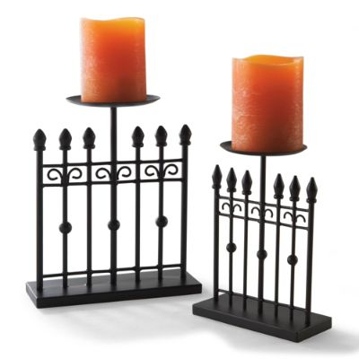 Gothic Candle Holders Grandin Road