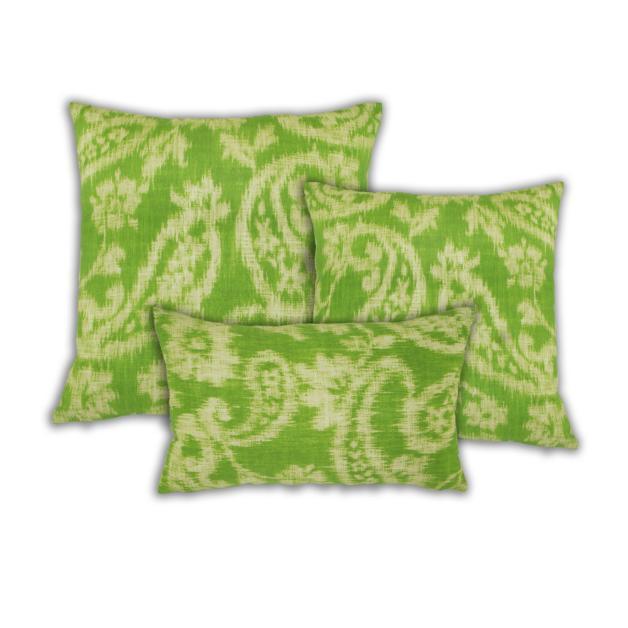 Ikat Outdoor Throw Pillows Grandin Road