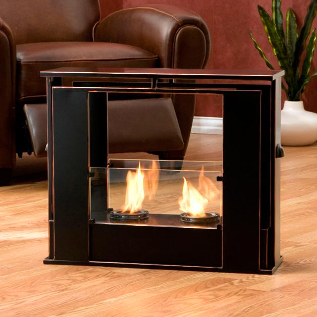 portable indoor and outdoor fireplace grandin road rh grandinroad com